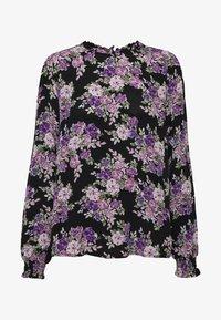 BYFUMA BLOUSE - Blouse - pastel lilac combi