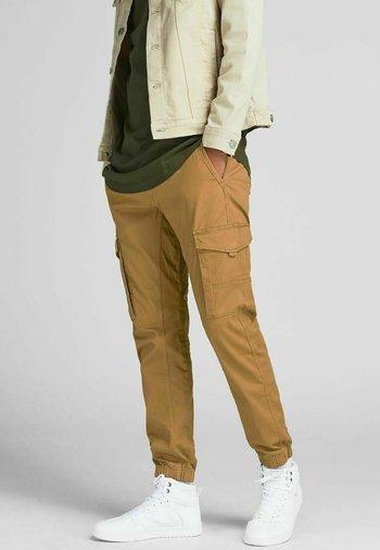 PAUL  - Cargo trousers - rubber