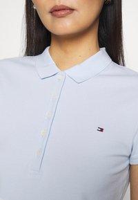 Tommy Hilfiger - SLIM DRESS - Day dress - breezy blue - 6