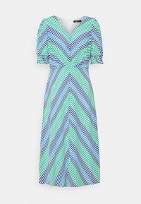 Lauren Ralph Lauren - GILLIAN DAY DRESS - Denní šaty - colonial cream - 5