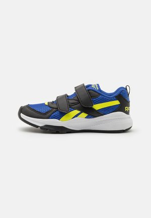 XT SPRINTER UNISEX - Neutral running shoes - blue/black/yellow