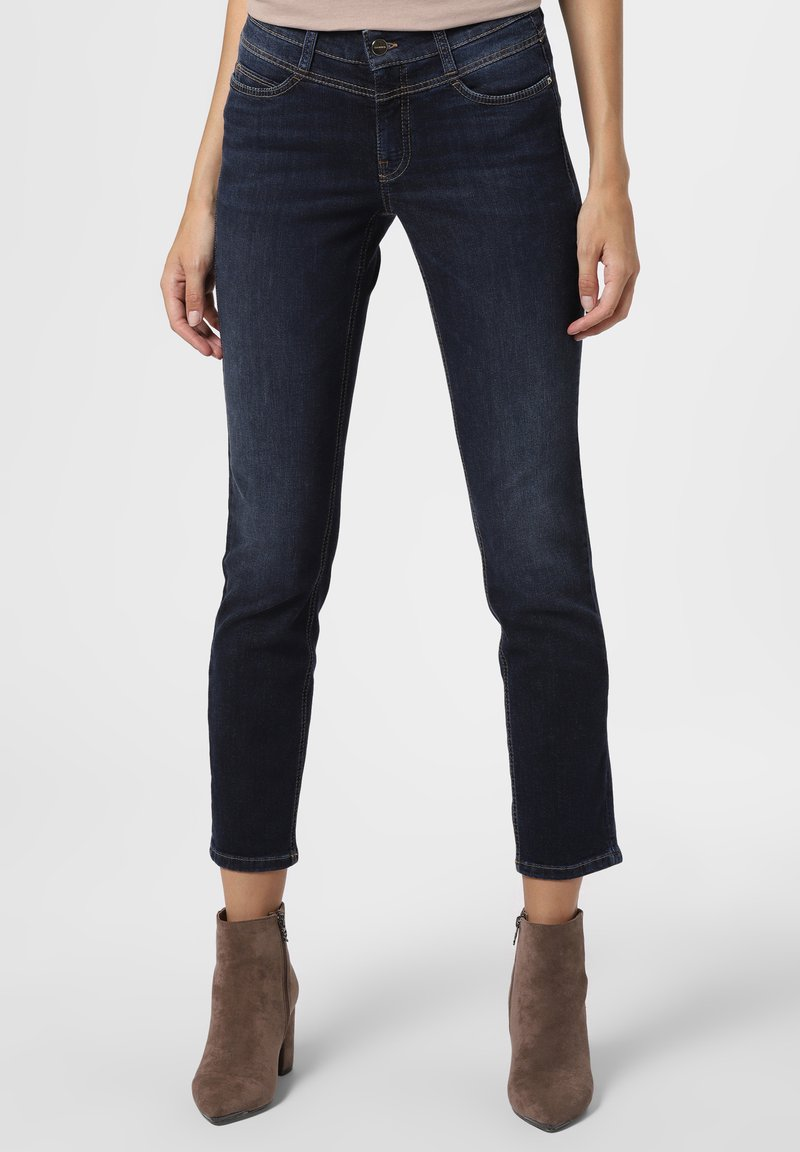Cambio - Jeans Skinny Fit - dark stone
