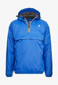 K-Way - LEON PADDED - Light jacket - blue royal - 4