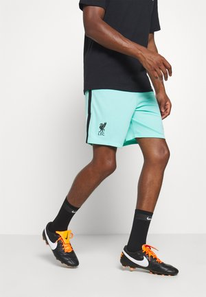 LIVERPOOL FC SHORT - Sports shorts - hyper turquoise/black