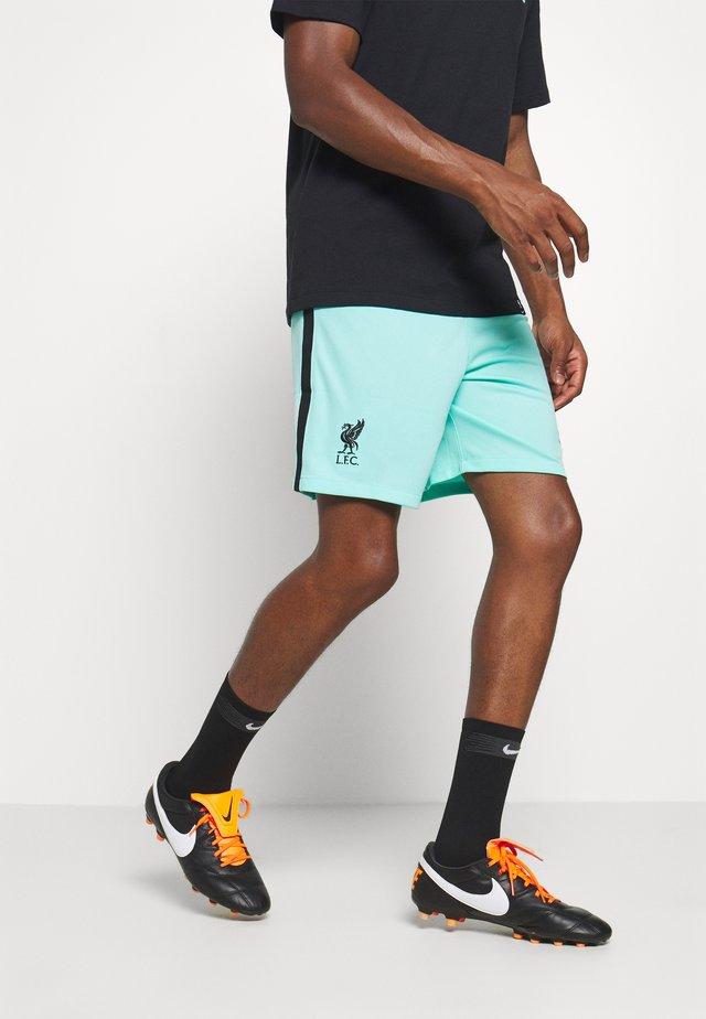LIVERPOOL FC SHORT - Short de sport - hyper turquoise/black