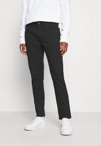 Marc O'Polo DENIM - Jeans Slim Fit - stay black - 0