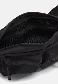 Element - RECRUIT STREET PACK UNISEX - Bum bag - flint black - 2