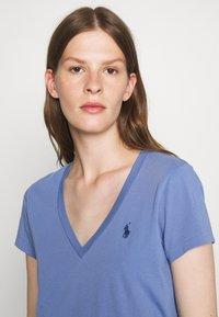 Polo Ralph Lauren - SHORT SLEEVE - T-shirt basic - deep blue - 3