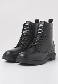 British Knights - Lace-up ankle boots - black - 3