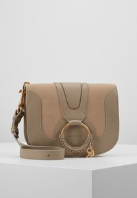 See by Chloé - HANA SMALL - Across body bag - motty grey - 0