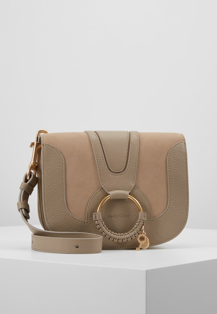 See by Chloé - HANA SMALL - Across body bag - motty grey