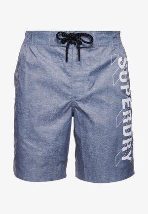 Swimming shorts - grey code grit