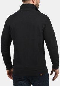 Blend - ALIO - Zip-up hoodie - black - 1