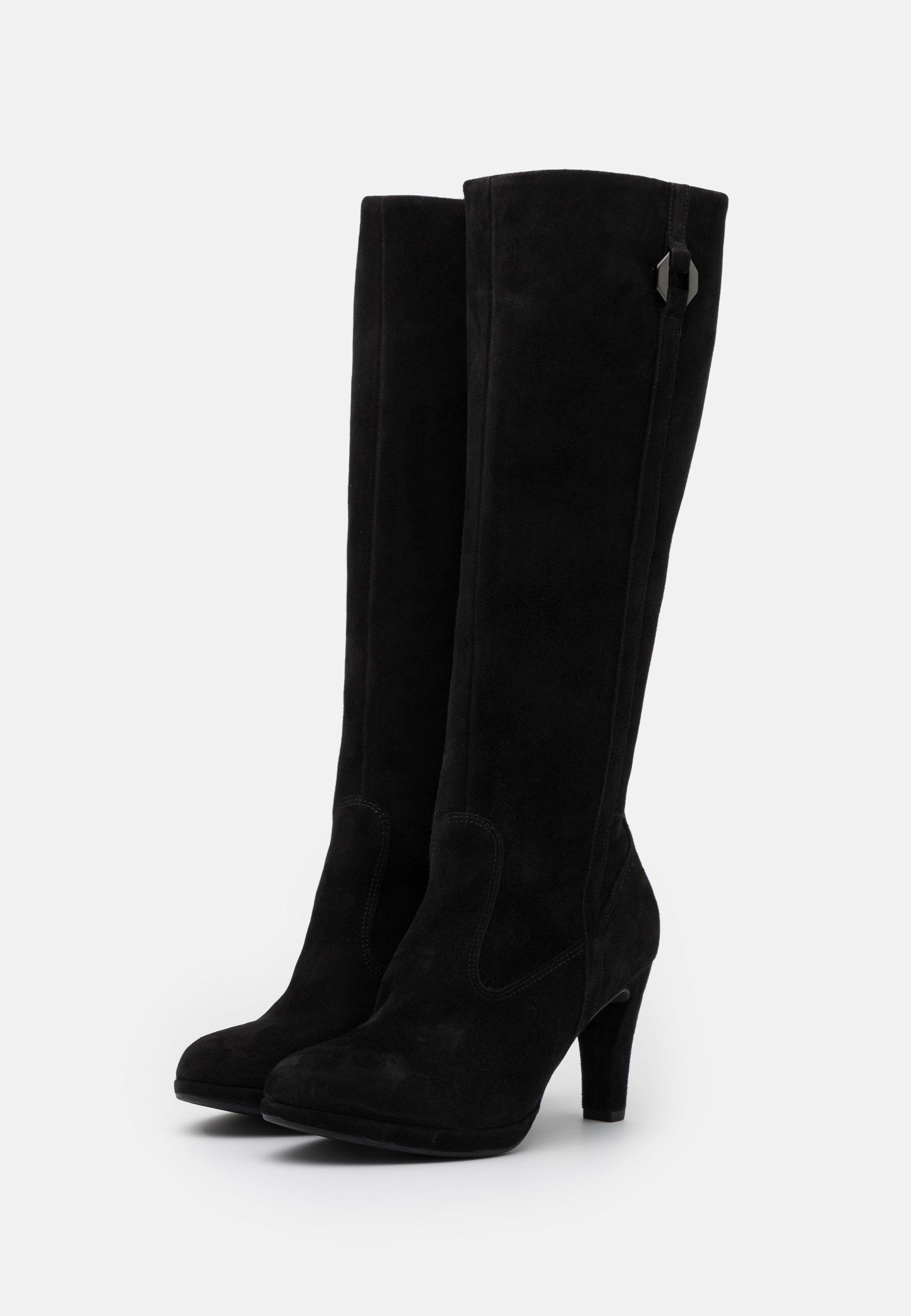 Gabor High Heel Stiefel schwarz