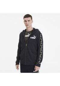 Puma - AMPLIFIED  - Zip-up hoodie - black - 0
