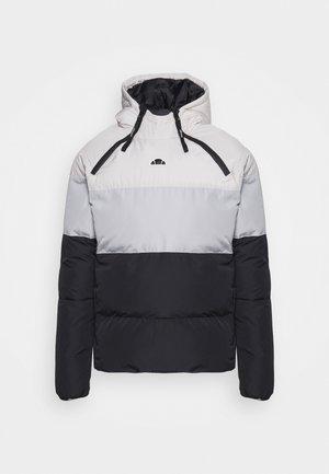 MALAVITA JACKET - Zimní bunda - light grey/black