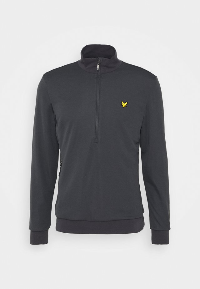 WINDSHIELD 1/2 ZIP MIDLAYER - Sweatshirt - observer grey