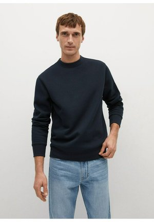 Sweater - bleu marine foncé