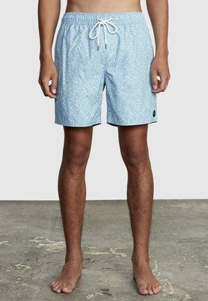 CLUB  - Swimming shorts - bermuda blue