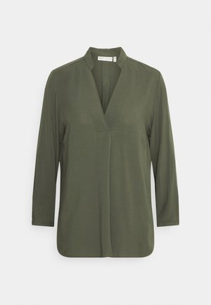 VIKSA BLOUSE - Blouse - beetle green