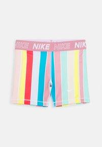 Nike Performance - BOY SHORT - Korte broeken - white/magic flamingo - 0