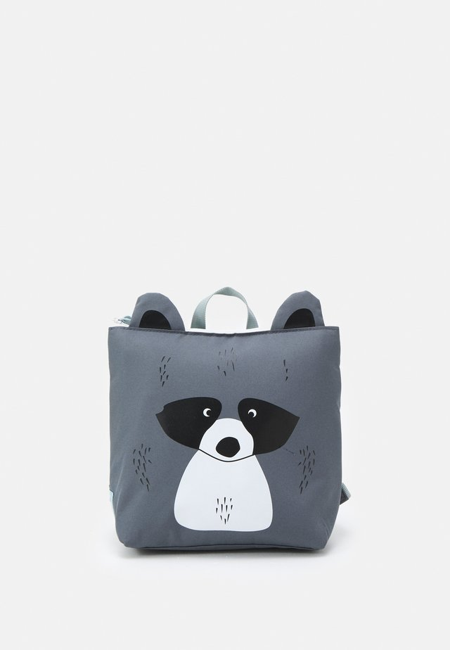 TINY COOLER BACKPACK ABOUT FRIENDS RACOON UNISEX - Sac à dos - grey