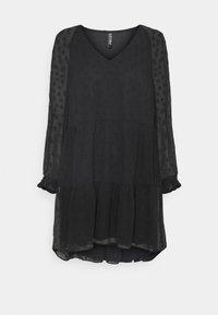 Pieces Petite - PCNUTSI DRESS - Cocktail dress / Party dress - black - 4