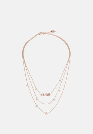 A STAR IS BORN - Necklace - rose gold-coloured