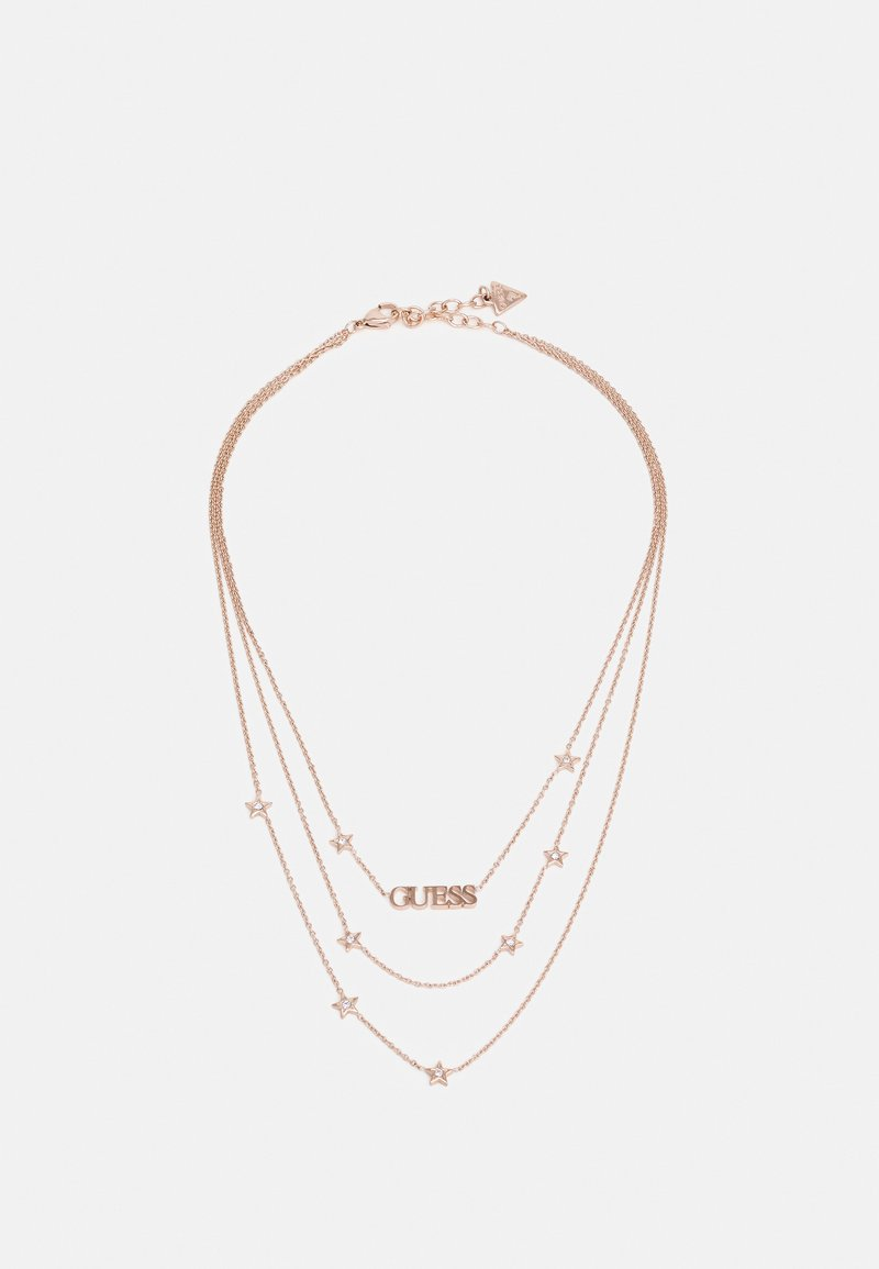 Guess - A STAR IS BORN - Necklace - rose gold-coloured