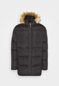 Newport Bay Sailing Club - HEAVY - Winter coat - black - 3