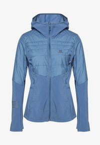 Salomon - OUTSPEED INSULATED - Outdoor jacket - copen blue - 0