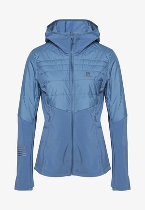 OUTSPEED INSULATED - Outdoorová bunda - copen blue