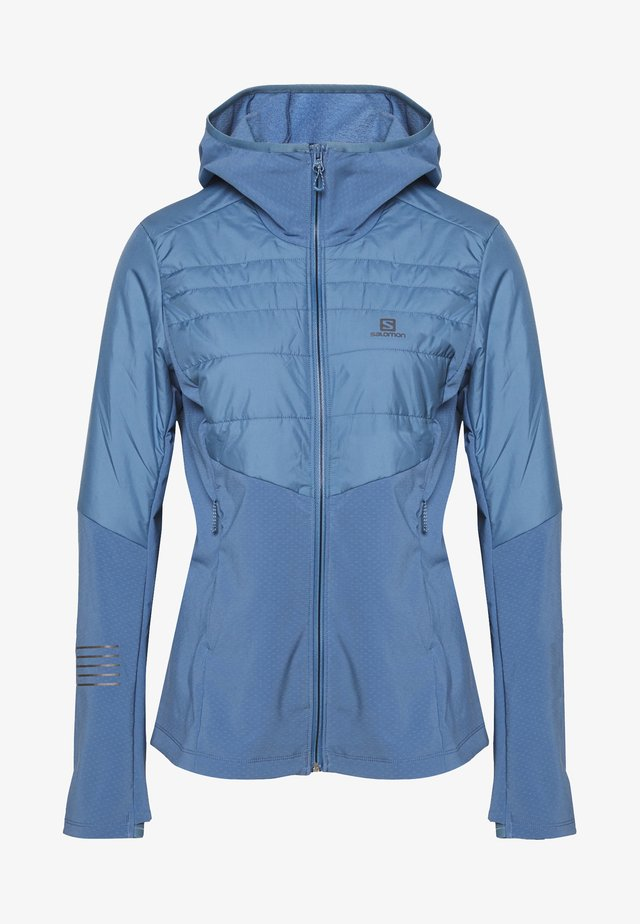 OUTSPEED INSULATED - Outdoor jacket - copen blue