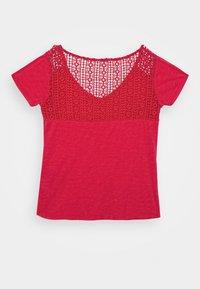 Pepe Jeans - BARBARA - Print T-shirt - mars red - 1