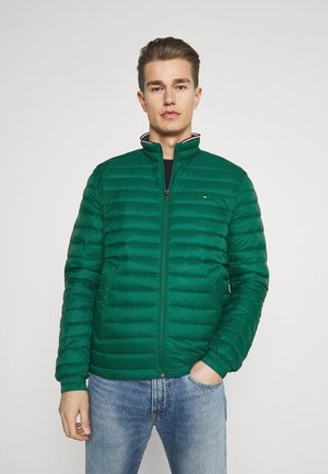 PACKABLE JACKET - Gewatteerde jas - rural green