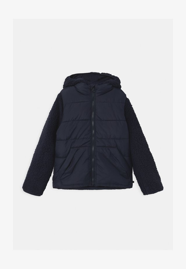 BOY 2-IN-1 - Chaqueta de invierno - true indigo