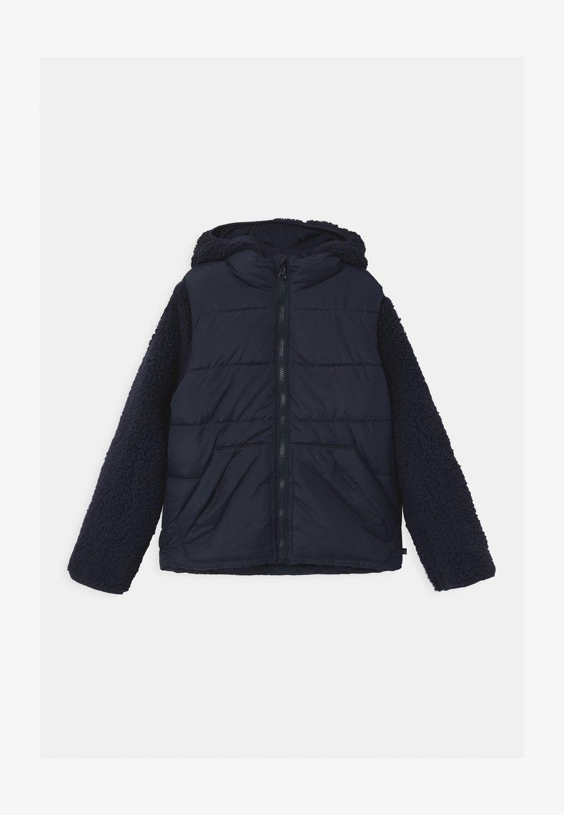 GAP - BOY 2-IN-1 - Winter jacket - true indigo