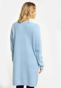 usha - Cardigan - light blue melange - 2
