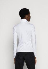 Anna Field - BASIC - T-shirt à manches longues - white - 2