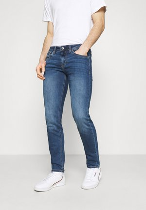 HATCH - Jeansy Slim Fit - denim