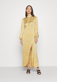 Never Fully Dressed - SIDE SPLIT PETAL PRINT MIDI - Vestito lungo - multi - 0