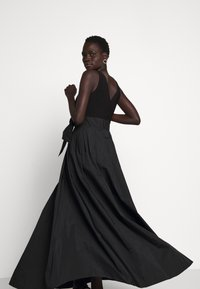 Lauren Ralph Lauren - MEMORY LONG GOWN COMBO - Occasion wear - black - 4