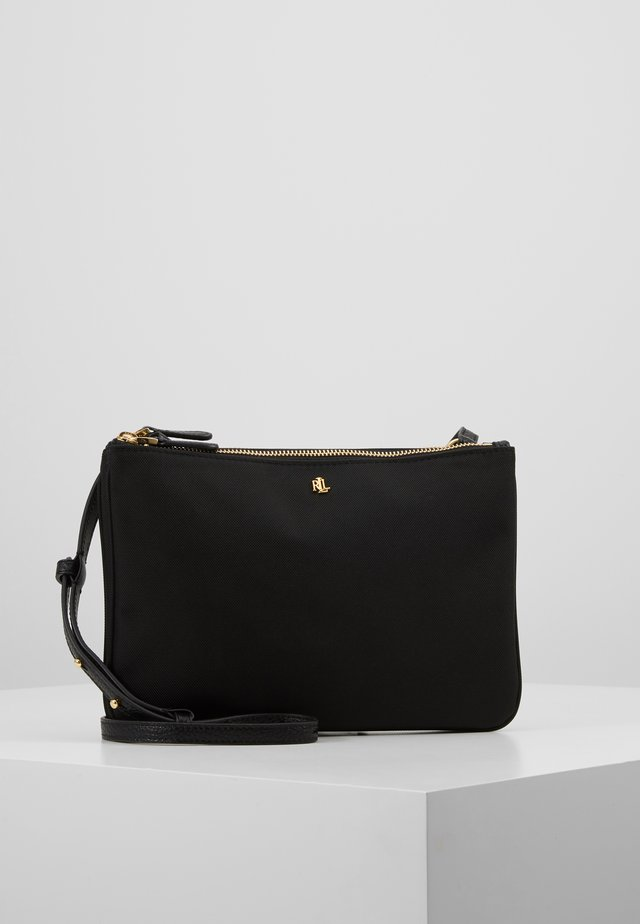 CARTER CROSSBODY MEDIUM - Across body bag - black