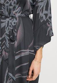 DORINA - DOLCE - Dressing gown - black - 4