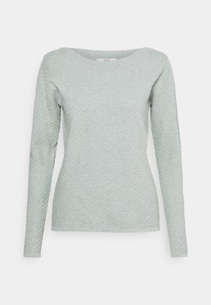 HILOW - Jumper - dusty green