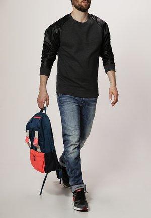 Sweatshirt - charcoal/black