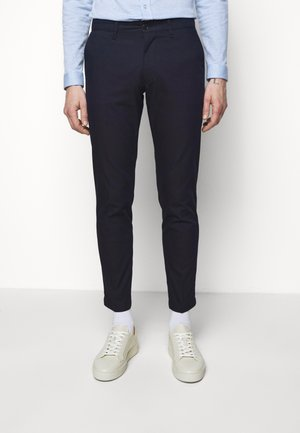 MAD - Chinos - dark blue