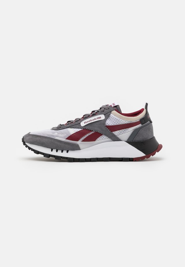 LEGACY UNISEX - Zapatillas - cold grey/footwear white/matte silver