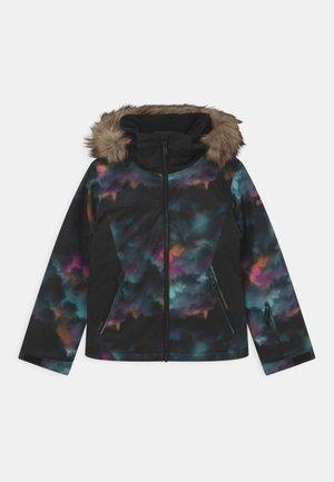 JET SKI GIRL  - Snowboard jacket - true black pensine