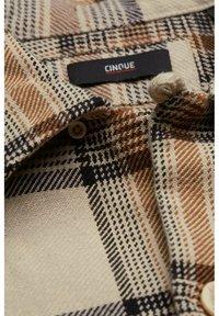 Cinque - Formal shirt - brown - 4